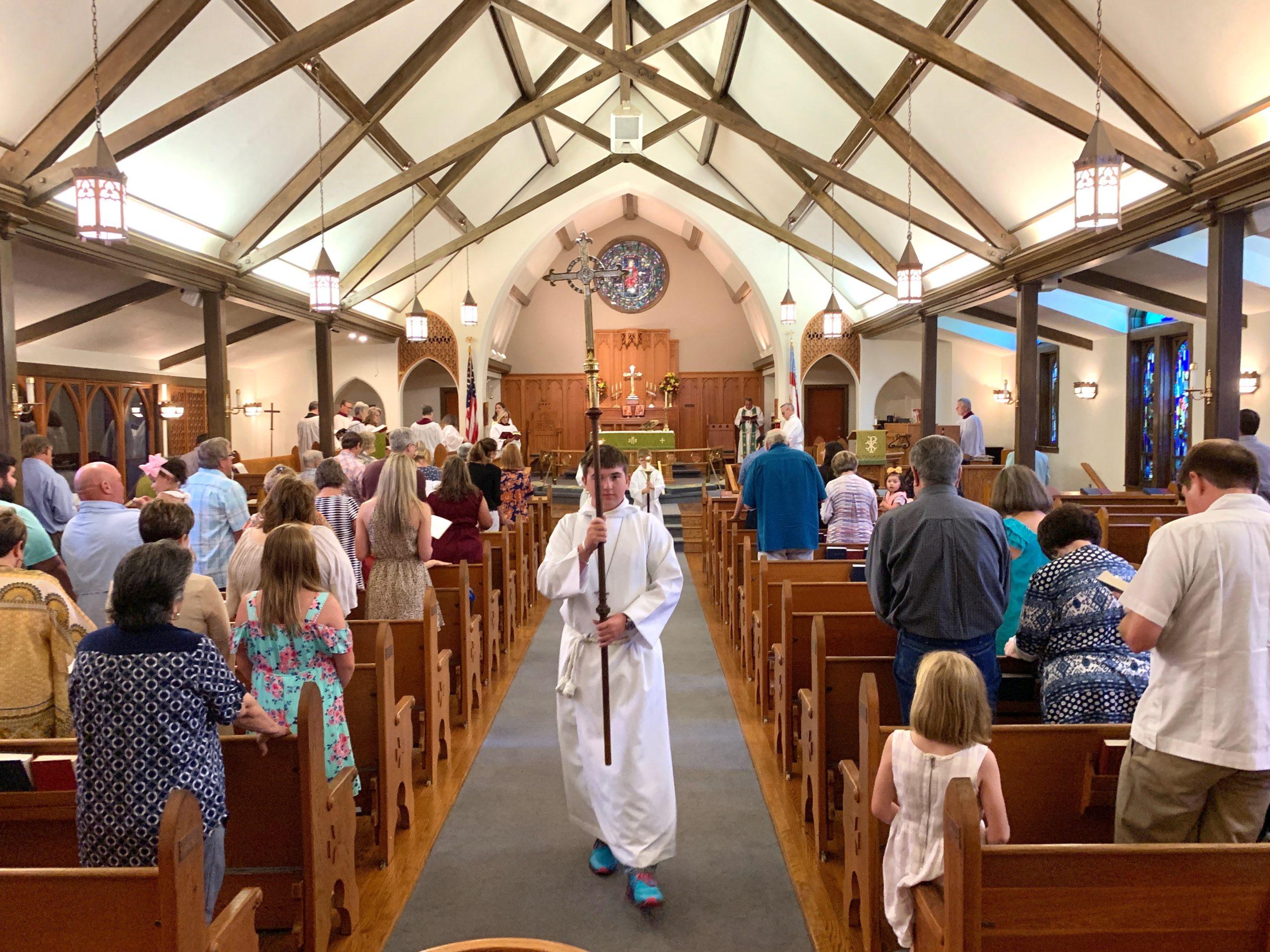 Episcopal Church Uvalde, Texas