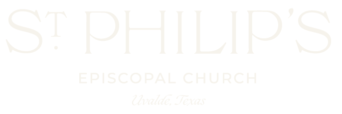 St. Philip's Episcopal Church Uvalde, Texas