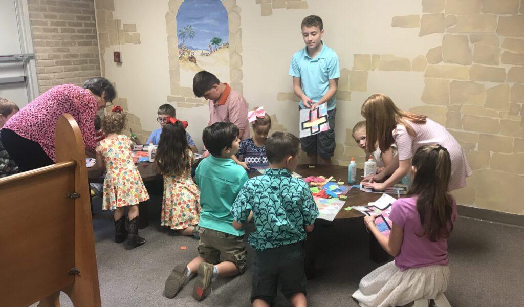 Sunday School Uvalde, Texas