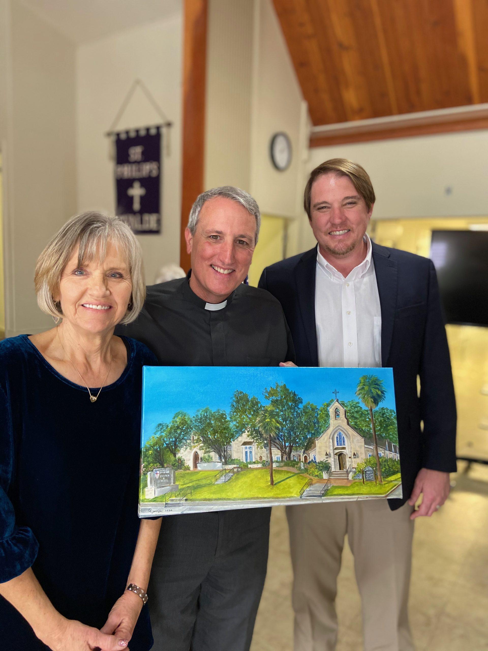 Mike Marsh - St. Philip's Episcopal Church Uvalde, Texas