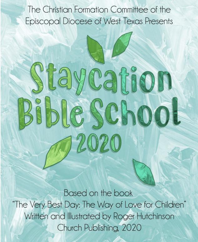 Staycation Bible School 2020