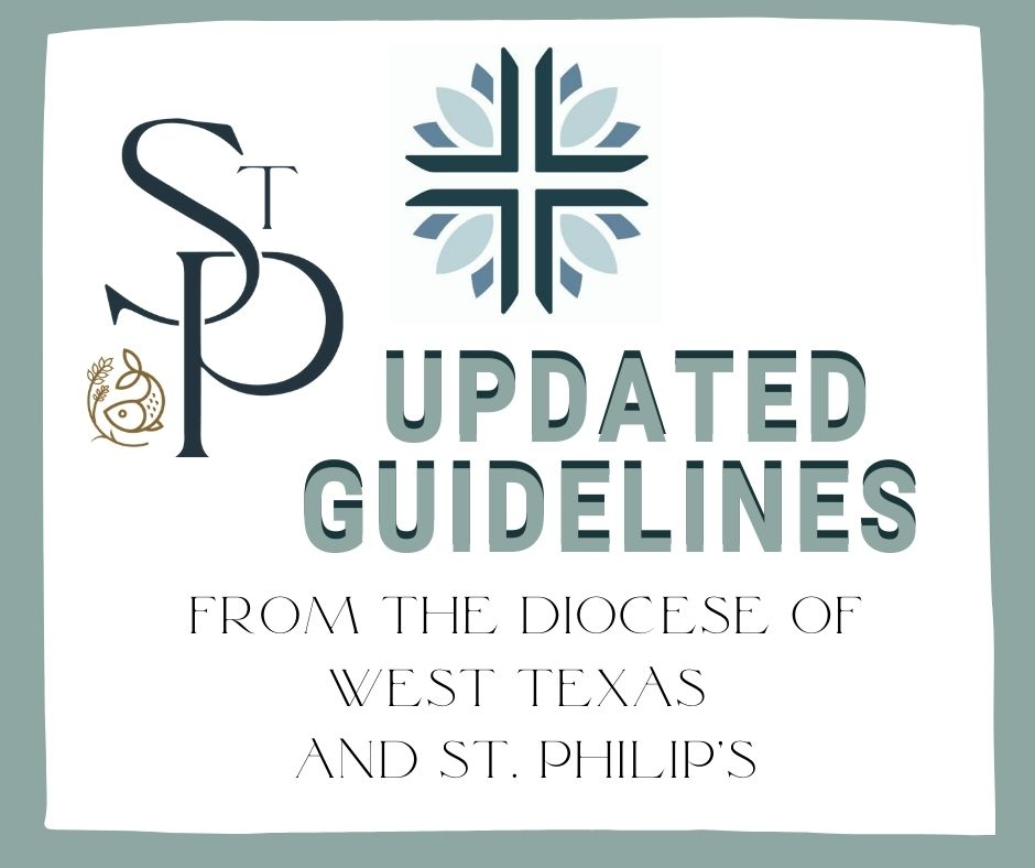 Updated Guidelines For Congregational Life