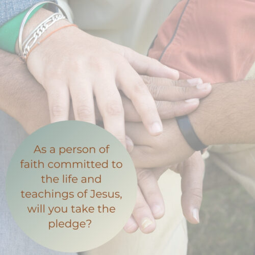 Will You Take the Pledge?