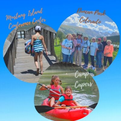 It'a Time For A Retreat! DWTX's Upcoming Camp Events